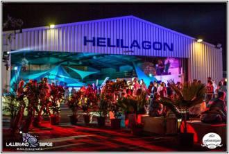 Soirée événementielle Hélilagon