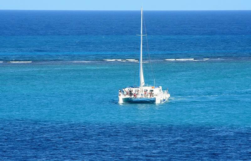Croisiere et catamaran à La Réunion